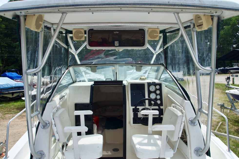 1997 Sport-Craft 252 Fishmaster