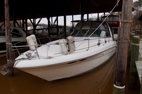 2001 Sea Ray 340 Sundancer