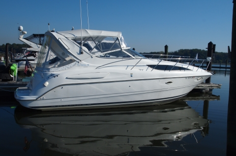 2000 Bayliner 3055 Ciera Sunbridge