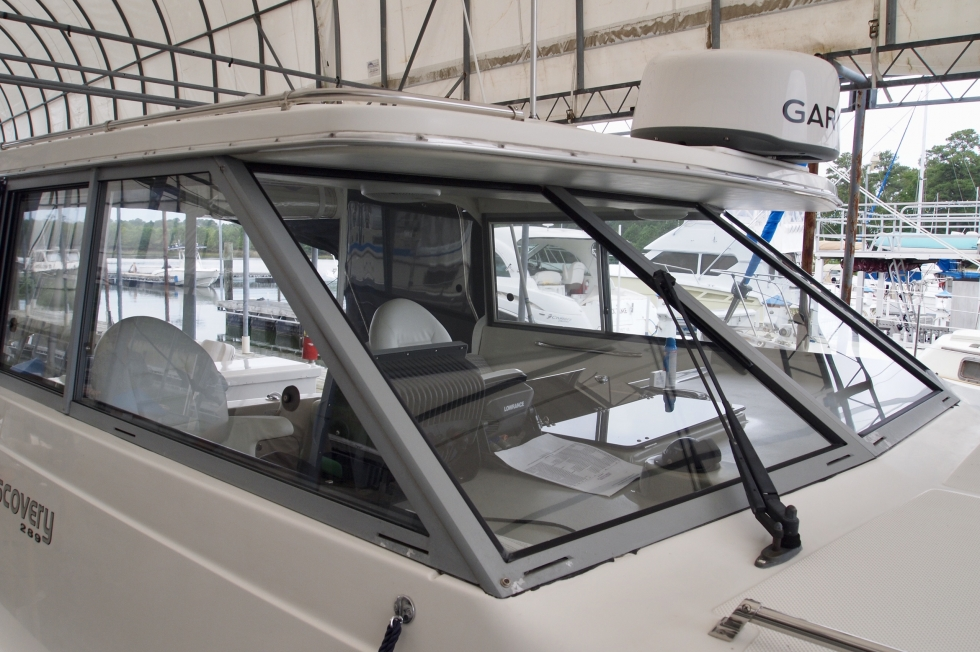 2007 Bayliner 289 Discovery